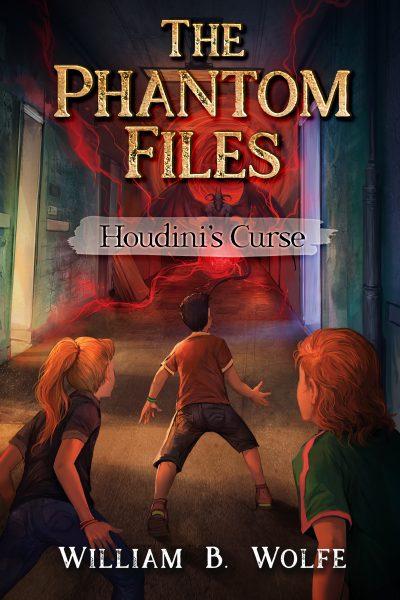 Houdini's Curse Cover